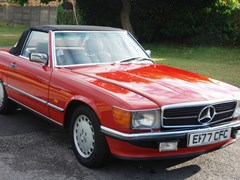 Navigate to Lot 307 - 1988 12987 300SL Roadster