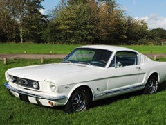 Navigate to Lot 253 - 1966 12918  Mustang Fastback 'Luxury'