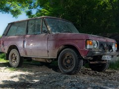 Navigate to Lot 231 - 1981 Range Rover Mk. I (two-door)