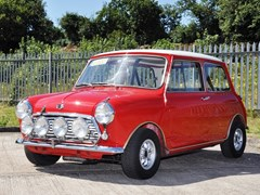 Navigate to Lot 329 - 1969 Mini Cooper S Mk.II