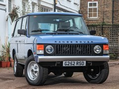 Navigate to Lot 216 - 1989 Range Rover Classic TD (Suffix-A styling)
