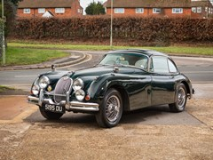 Navigate to Lot 191 - 1960 Jaguar XK150 Fixedhead Coupé
