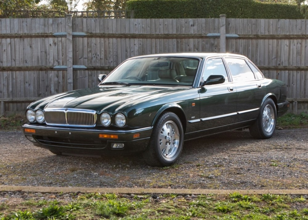 Lot 205 - 1997 Jaguar XJ6 (4.0 litre)