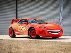 Navigate to Lot 181 - 1996 Mitsubishi FTO  -  'Lightning McQueen'