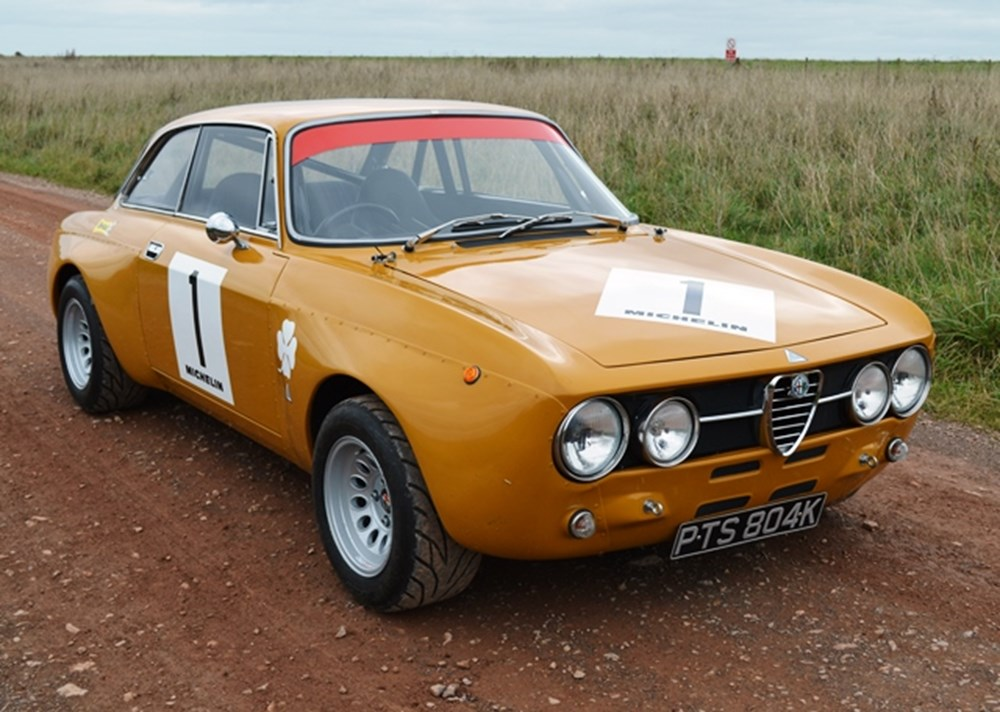 Lot 230 - 1972 Alfa Romeo 2000 GTAm Evocation