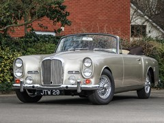 Navigate to Lot 171 - 1964 Alvis TE21 Drophead Coupé by Park Ward