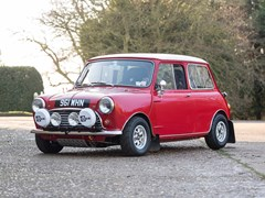Navigate to Lot 155 - 1964 Morris Mini Cooper