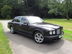 Navigate to Lot 291 - 2007 Bentley Arnage T Mulliner II *WITHDRAWN*