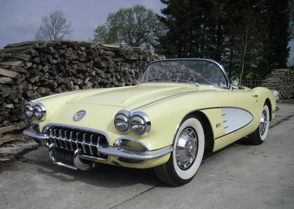 Lot 174 - 1959 Chevrolet Corvette C1