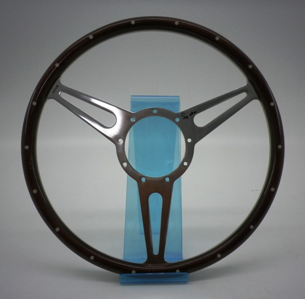 Lot 98 - Stirling's 'wheel of choice'