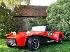 Navigate to Lot 263 - 1971 Lotus Seven Mk. IV