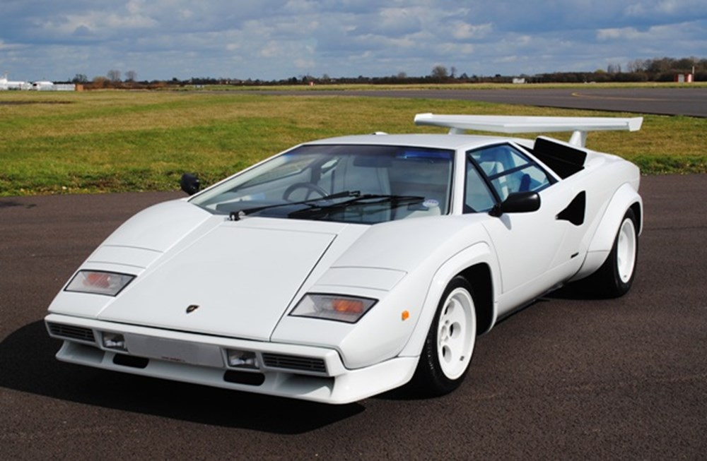 Lot 387 - 1982 Lamborghini Countach LP400S