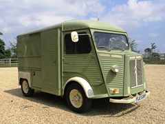 Navigate to Lot 213 - 1981 Citroën H-Van