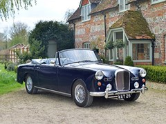 Navigate to Lot 191 - 1960 Alvis TD21 Drophead Coupé