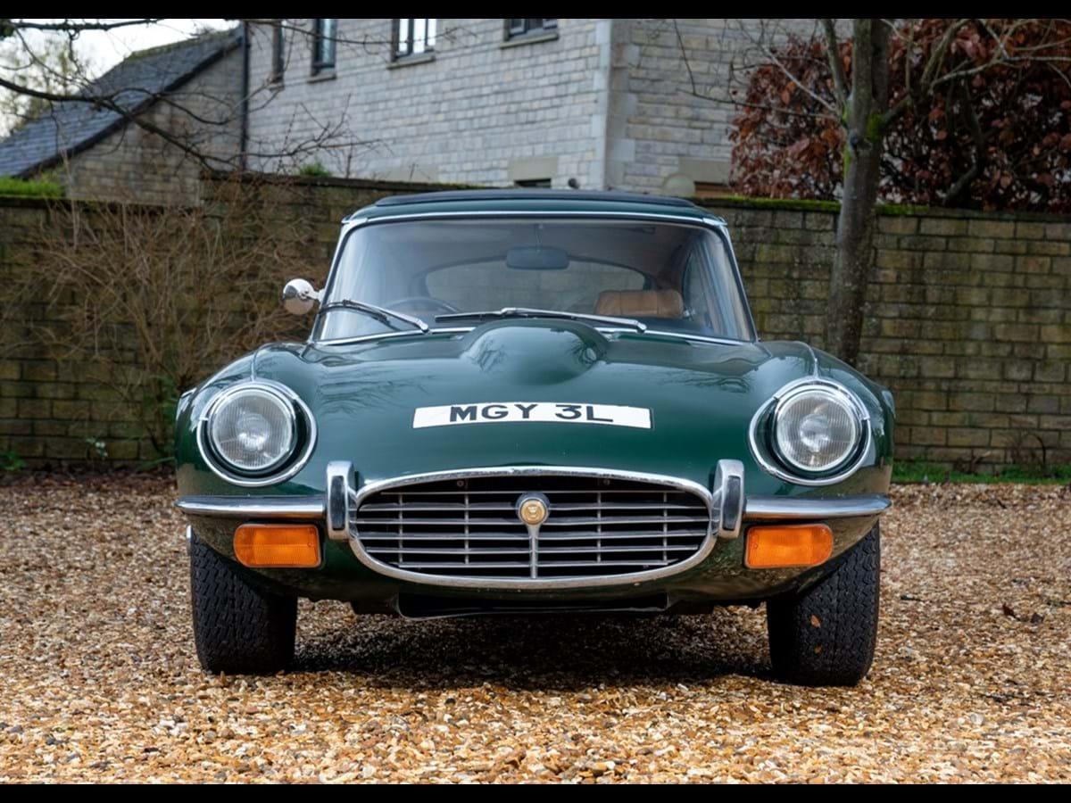1972 Jaguar E-Type Series III Fixedhead Coupé