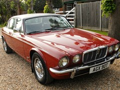 Navigate to Lot 132 - 1978 Jaguar XJ12, Series II, (5.3 litre)