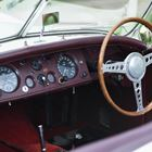 Ref 17 1954 Jaguar XK120 Roadster -