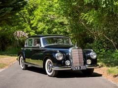 Navigate to Lot 134 - 1952 Mercedes-Benz 300 Adenauer