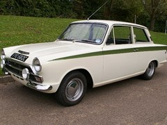Navigate to Lot 223 - 1965 Ford Cortina Mk. I GT Two-door