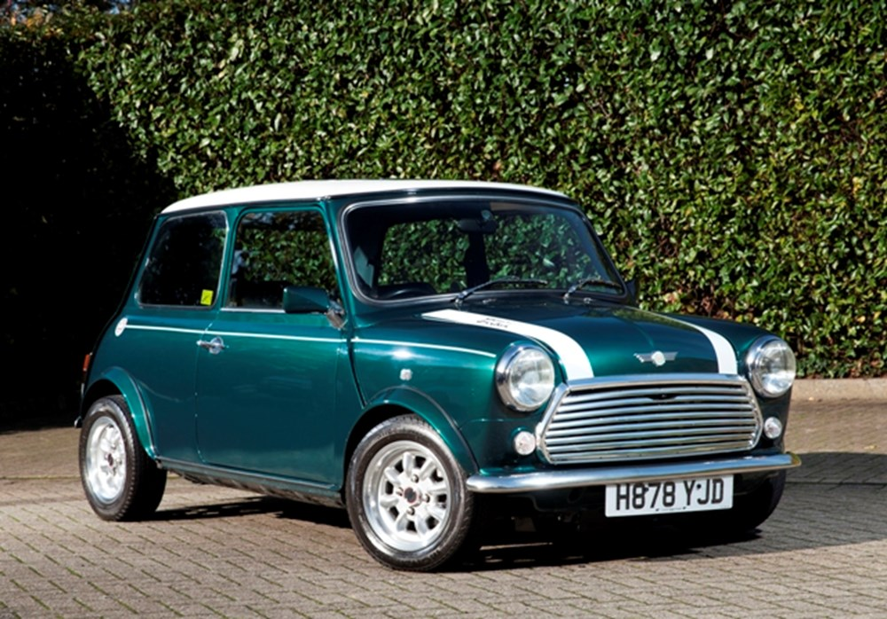 Lot 255 - 1990 Mini Cooper S (Rover Special Products)
