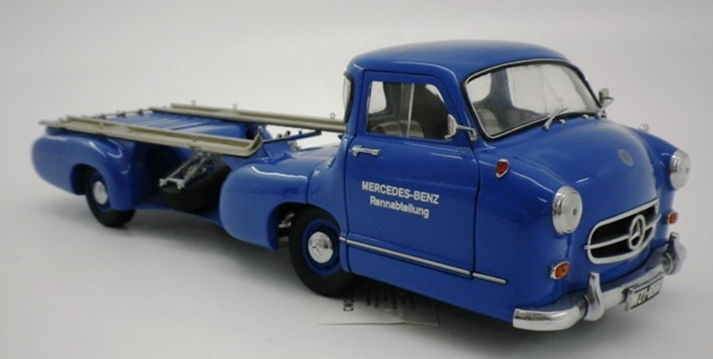 Lot 51 - Mercedes-Benz Renntransporter
