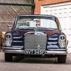Ref 154 1967 Mercedes-Benz 300SE Coupé -