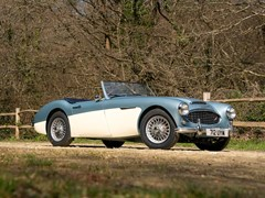 Navigate to Lot 234 - 1958 Austin Healey 100/6 BN4
