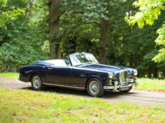 Navigate to Lot 190 - 1961 Alvis TD21 Drophead Coupé