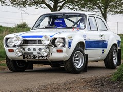 Navigate to Lot 166 - 1969 Ford Escort Mk. I