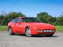 Navigate to Lot 222 - 1990 Porsche 944 Turbo