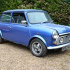 REF 8 1987 Austin Mini Mayfair by Wood and Pickett -