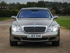 Navigate to Lot 270 - 2003 Maybach 62