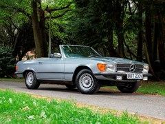 Navigate to Lot 232 - 1980 Mercedes-Benz 350 SL Roadster
