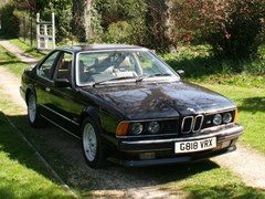 Navigate to Lot 266 - 1989 BMW M635 CSi *WITHDRAWN*
