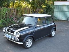Navigate to Lot 334 - 2000 Rover Mini Cooper