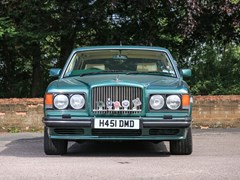Navigate to Lot 226 - 1990 Bentley Turbo RL