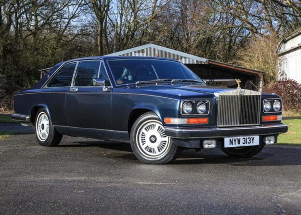 Lot 177 - 1982 Rolls-Royce Camargue