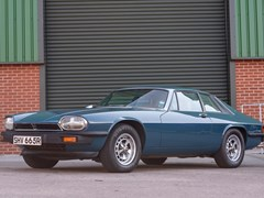 Navigate to Lot 255 - 1977 Jaguar XJ-S V12 Coupé (5.3 litre)