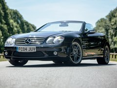 Navigate to Lot 223 - 2004 Mercedes-Benz SL 65 AMG