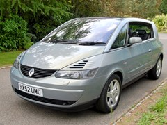 Navigate to Lot 259 - 2002 Renault Avantime Privilege Auto 3.0