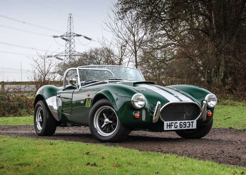 Lot 116 - 1978 AC Cobra by Pilgrim