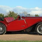 1936 MG NB Magnette -