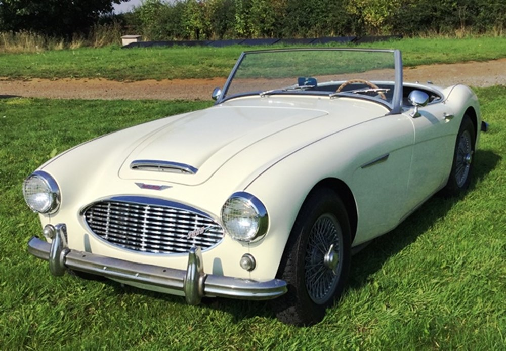 Lot 223 - 1960 Austin Healey 3000 Mk. I