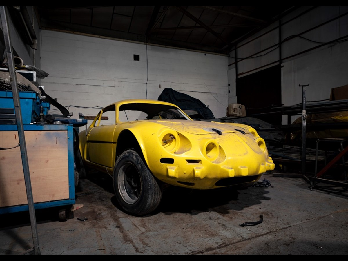 Lot 105 - 1967 Alpine Renault A110 1300VA '1300G'