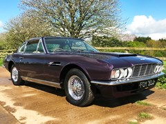 Navigate to Lot 184 - 1972 Aston Martin DBS6 Vantage