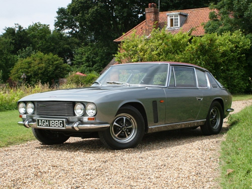 Lot 275 - 1969 Jensen Interceptor Mk. I