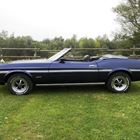 Ref 71 1971 Ford Mustang Convertible -
