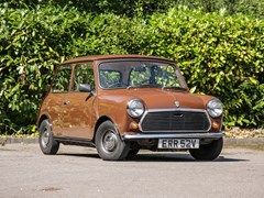 Navigate to Lot 153 - 1979 Austin Mini 1000