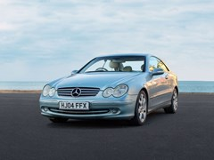 Navigate to Lot 247 - 2004 Mercedes-Benz CLK 270 CDi