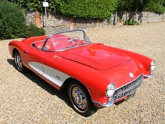 Navigate to Lot 292 - 1956 Chevrolet Corvette C1